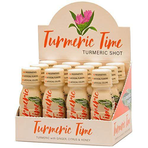 "<p><strong>Turmeric Time</strong></p><p>amazon.com</p><p><strong>$35.00</strong></p><p><a href=""https://www.amazon.com/dp/B07QYXC4ZF?tag=syn-yahoo-20&ascsubtag=%5Bartid%7C1782.g.32918809%5Bsrc%7Cyahoo-us"" rel=""nofollow noopener"" target=""_blank"" data-ylk=""slk:BUY NOW"" class=""link rapid-noclick-resp"">BUY NOW</a></p><p>Many a smoothie place has touted the inflammation-fighting properties of <a href=""https://www.delish.com/food-news/a22547706/turmeric-benefits/"" rel=""nofollow noopener"" target=""_blank"" data-ylk=""slk:turmeric"" class=""link rapid-noclick-resp"">turmeric</a>—and they're not wrong. ""I grew up eating Turmeric,"" says Maya Feller, MS, RD, CDN of Brooklyn-based <a href=""https://urldefense.com/v3/__http:/mayafellernutrition.com/__;!!Ivohdkk!3ac0tTHs7yUyYjGgSJbLYGIW55Cv1yoIUaykmONpuKHdTWI3gprrbOOITLM0yNQ6aBBj_w$"" rel=""nofollow noopener"" target=""_blank"" data-ylk=""slk:Maya Feller Nutrition"" class=""link rapid-noclick-resp"">Maya Feller Nutrition</a>. ""It's used throughout the Caribbean, India, Southeast Asia, and the Middle East and has been <a href=""https://pubmed.ncbi.nlm.nih.gov/17044766/"" rel=""nofollow noopener"" target=""_blank"" data-ylk=""slk:used as a medicinal herb"" class=""link rapid-noclick-resp"">used as a medicinal herb</a> for centuries."" That's thanks to a little component called curcumin, found in turmeric. ""Curcumin is known to serve as an anti-oxidative and has anti-inflammatory properties,"" Feller explains. ""Curcumin may suppress pro-inflammatory pathways related to most chronic diseases.""</p><p> As <a href=""https://www.vandanasheth.com/"" rel=""nofollow noopener"" target=""_blank"" data-ylk=""slk:Vandana Sheth"" class=""link rapid-noclick-resp"">Vandana Sheth</a>, RDN, CDCES, FAND, a Los Angeles-based Registered Dietitian and author of<a href=""https://www.amazon.com/My-Indian-Table-Vegetarian-Recipes/dp/1733815325?tag=syn-yahoo-20&ascsubtag=%5Bartid%7C1782.g.32918809%5Bsrc%7Cyahoo-us"" rel=""nofollow noopener"" target=""_blank"" data-ylk=""slk:My Indian Table: Quick & Tasty Vegetarian Recipes"" class=""link rapid-noclick-resp""> <em>My Indian Table: Quick & Tasty Vegetarian Recipes</em></a> notes, ""Interestingly, adding some black pepper to the mix can significantly enhance the activation and absorption of the curcumin."" So look for a turmeric shot with black pepper—like this one.</p>"
