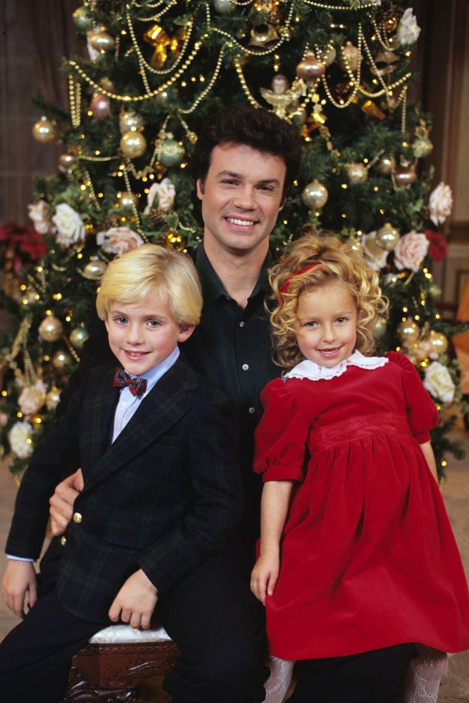 <p>How adorable does the <em>Nashville</em> actress look here? Hayden got her start young, both on shows like <em>One Life to Live </em>and movies like <em>Remember the Titans</em>.</p>