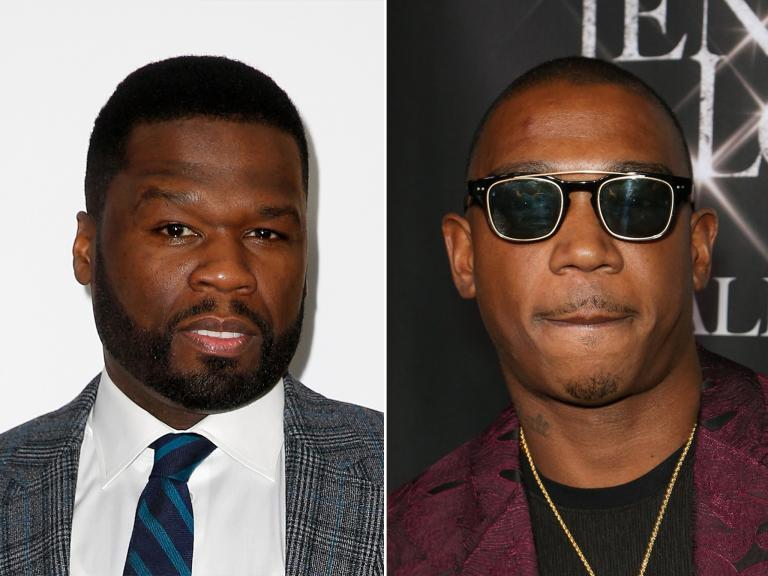 50 Cent says Ja Rule feud will not end until 'one of us is gone'