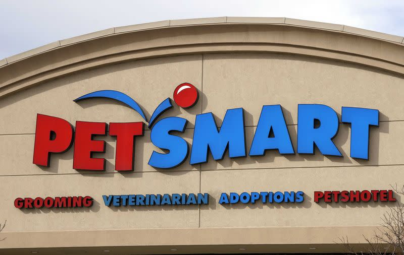 The Petsmart store in Westminster