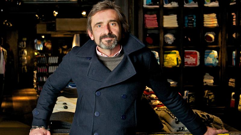 Superdry sales drop as rescue plan slashes discounts