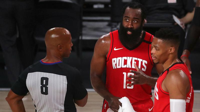 Rockets 'can't play much worse' than in Game 6 loss to Thunder