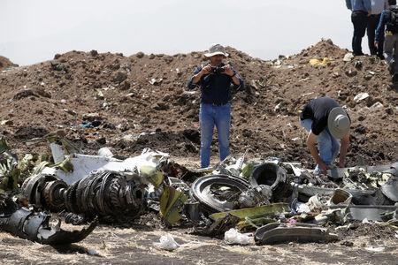 Ethiopian Airlines CEO Confirms Wrecked Plane Had 'Flight Control Problems'