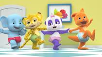 <p>Seasons one through five of this adorable preschool series are already streaming.</p>