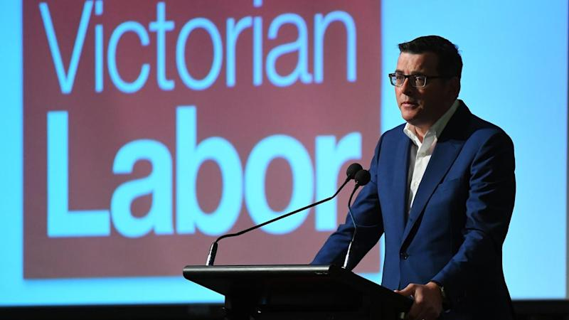 Daniel Andrews has announced a new fund to support families of Victorian tradies who die on the job