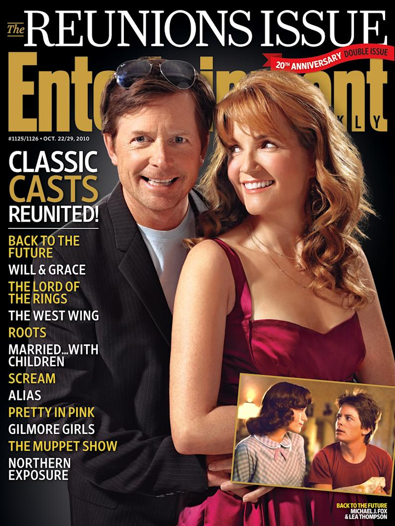 The Reunions Issue, October 2010