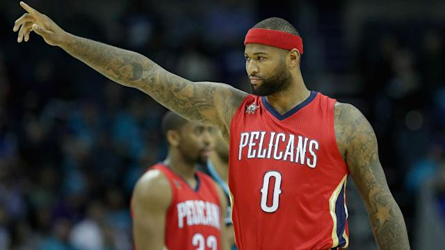 DeMarcus Cousins is returning from a torn Achilles tendon. (AP)