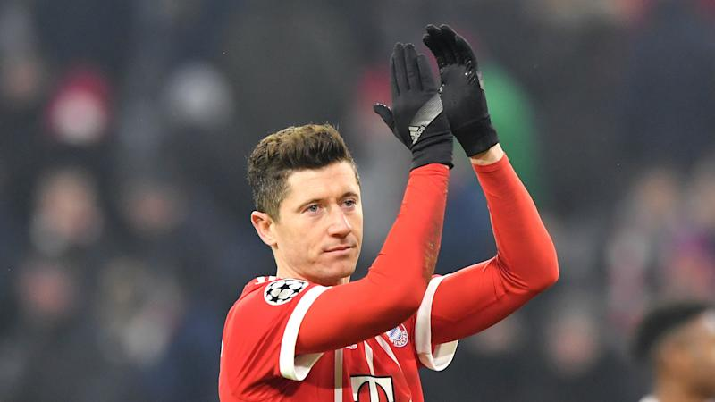 Lewandowski's change of agent fuels Real rumours