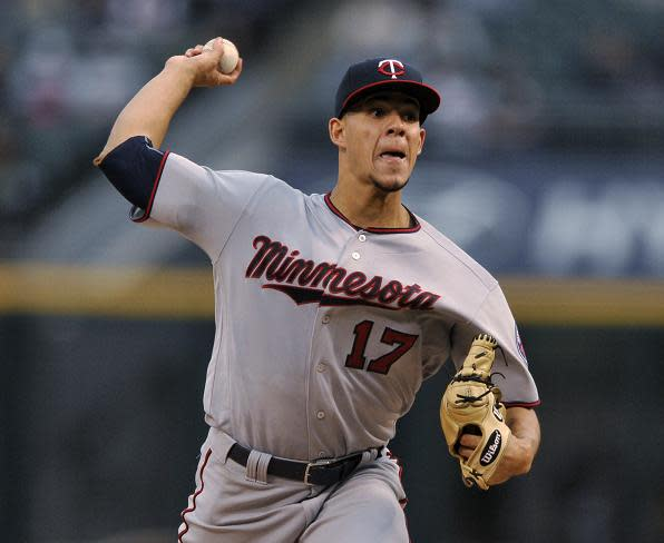 Jose Berrios has no regrets about representing Puerto Rico in the World Baseball Classic. (AP)