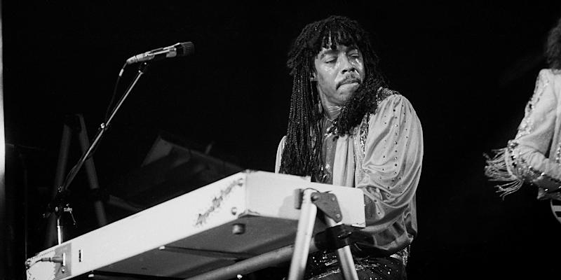 Rick James Posthumously Sued for Sexual Assault of a Minor in 1979