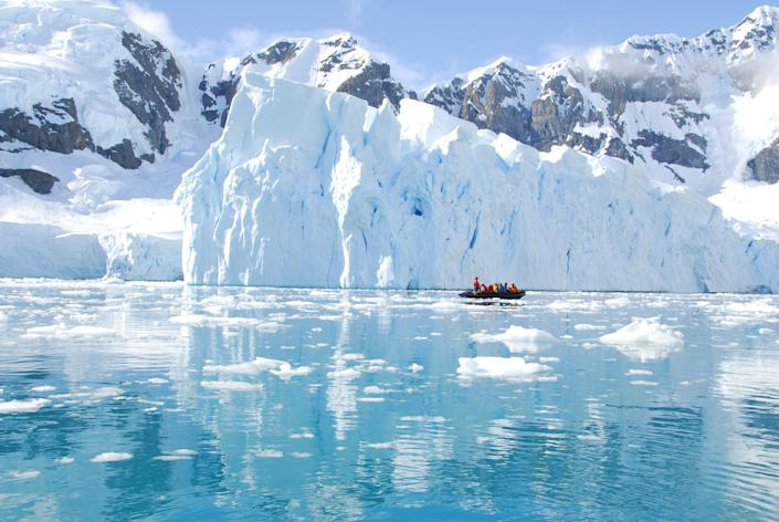 The Arctic is ground zero for climate change, warming at a rate of almost twice the global average.    The sea ice that is a critical component of Arctic marine ecosystems is projected to disappear in the summer within a generation.