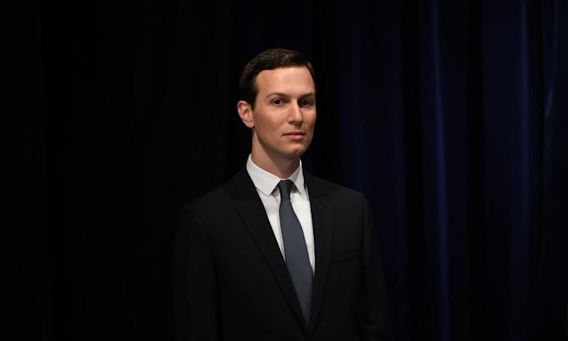 Jared Kushner, senior adviser to Donald Trump.