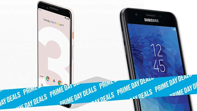 Photo Illustration by Elizabeth Brockway/The Daily Beast * Get up to 40% off top smartphones that are unlocked and ready-to-go. * Google Pixel, Samsung, LG, Motorola, and more. * Shop the rest of our other Prime Day deal picks here. Not a Prime member yet? Sign up here.When you can grab a secondary smartphone for a few hundred dollars that's unlocked and doesn't require a contract, you jump at the chance. Most of these phones aren't like your iPhone, they're more like a phone to throw in the back of the car and know that worst case scenario, you have a phone you can grab and use that's smart and unlocked and ready for you at a moment's notice. | Shop on Amazon >Let Scouted guide you to the best Prime Day deals. Shop Here >Scouted is internet shopping with a pulse. Follow us on Twitter and sign up for our newsletter for even more recommendations and exclusive content. Please note that if you buy something featured in one of our posts, The Daily Beast may collect a share of sales.Read more at The Daily Beast.Got a tip? Send it to The Daily Beast hereGet our top stories in your inbox every day. Sign up now!Daily Beast Membership: Beast Inside goes deeper on the stories that matter to you. Learn more.
