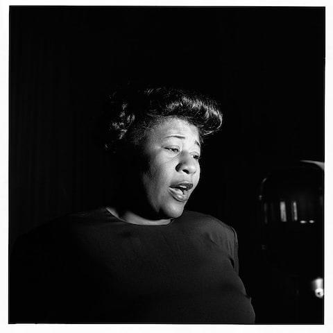 Ella Fitzgerald - Credit: GETTY