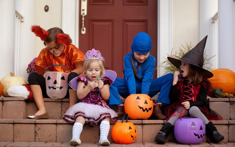 11th century 'souling' has evolved into modern-day trick or-treating - Image Source