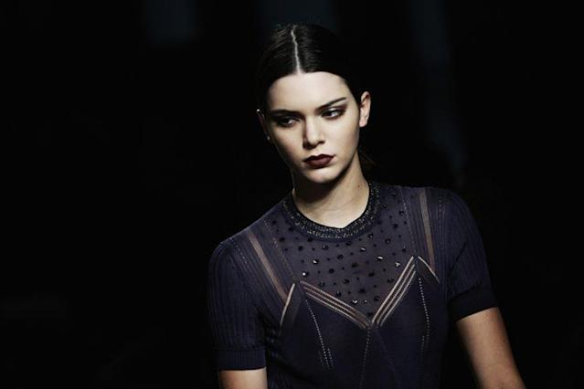 Supermodel Kendall Jenner. (Photo: Getty Images)