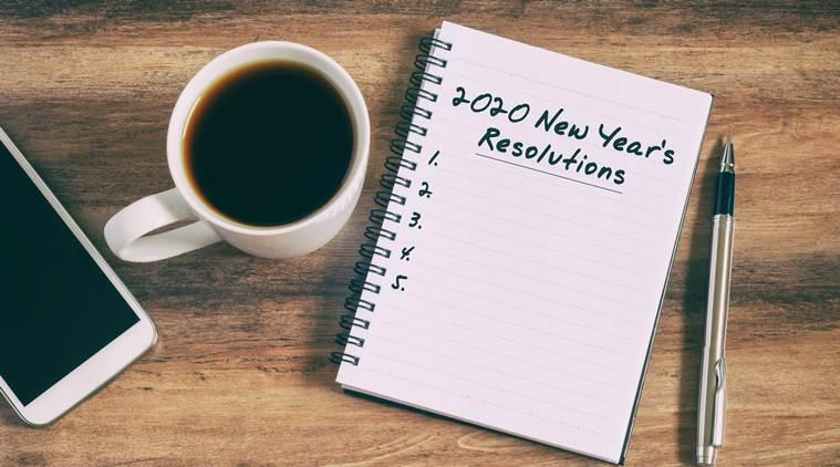 New Year resolutions, Indian Express news