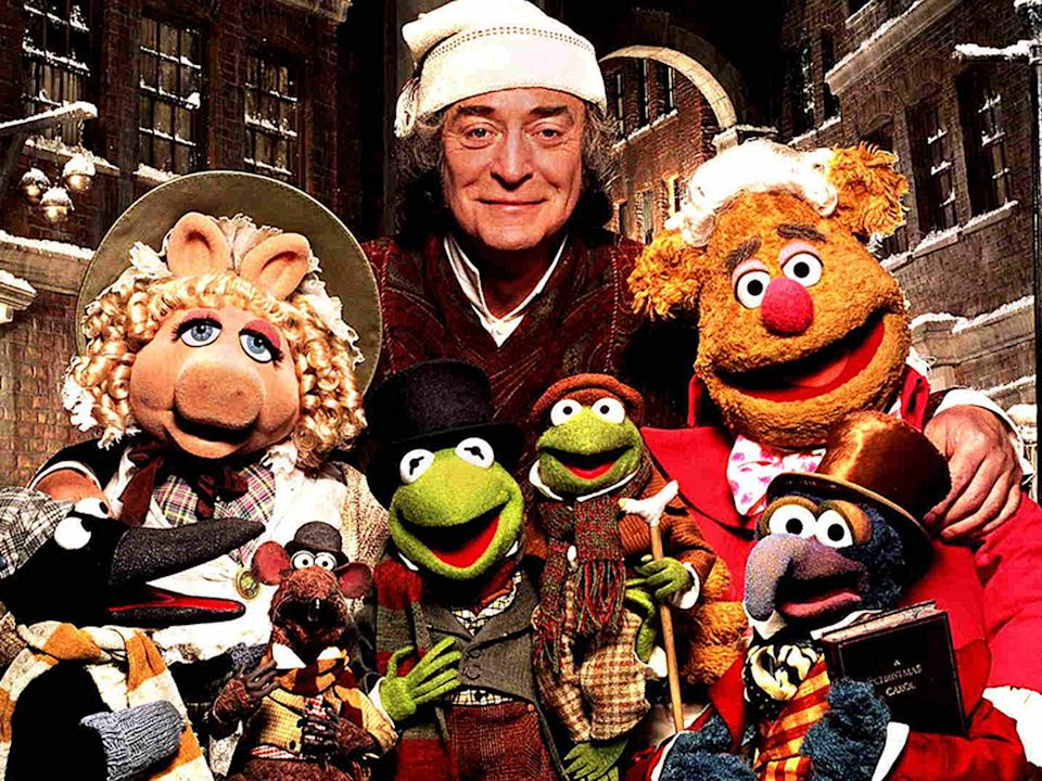 The Muppet Christmas Carol (U), 4.35-6.15pm, C4 Michael Caine stars in the Muppet's take on Dickens' tale. Keeping the morals of the original story the Muppet's add a touch of light-hearted frivolity to an enjoyable family film.