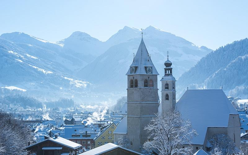 Kitzbühel is one of Austria's most charming resorts - Michael Werlberger