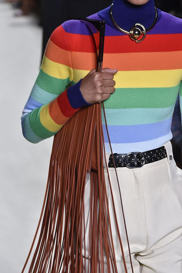 <p>These aren't just any fringe bags — they're long, flowing, and made to move with you. Whether you wear it to a music festival or just a grocery run, people are sure to stop and stare (in the the best way).</p>