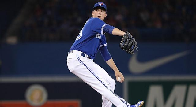 Ryan Borucki will try to be like Mark Buehrle in more ways than one. (Tom Szczerbowski/Getty Images)