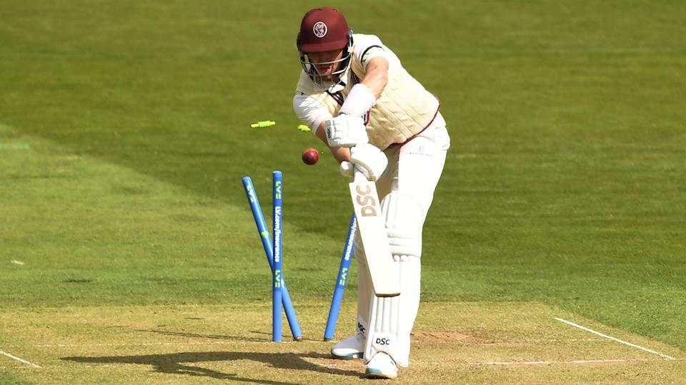 An idea by organisers of English domestic competition The Hundred to change 'wickets' to 'outs' has been met with a flat rejection from many cricket fans. (Photo by Philip Brown/Getty Images)