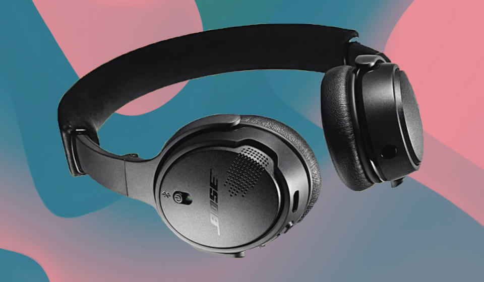 Score these Bose headphones for a cool $100. (Photo: QVC)