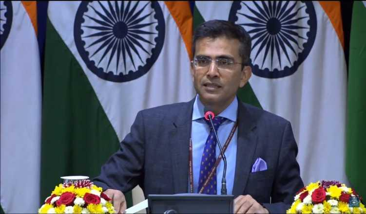 MEA Denies Trump's Claim That Modi Asked Him To Mediate On Kashmir Issue