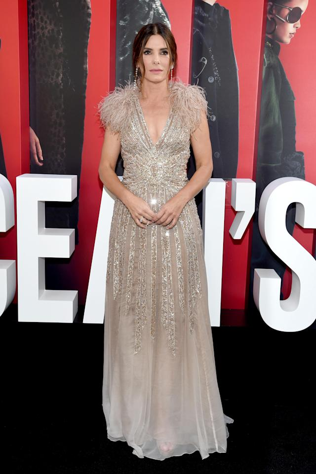 <p>Wearing Elie Saab. (Photo: Getty Images) </p>