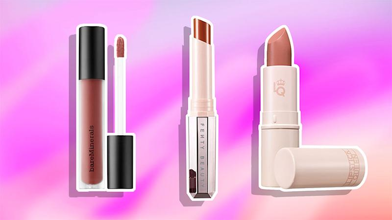 The Best 'Nude' or Neutral-Toned Lipstick for Your Skin Tone This Fall