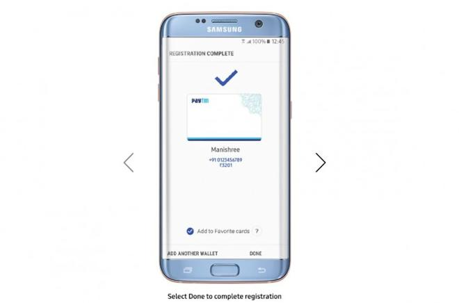 Samsung Pay, Paytm, registration, india, launch