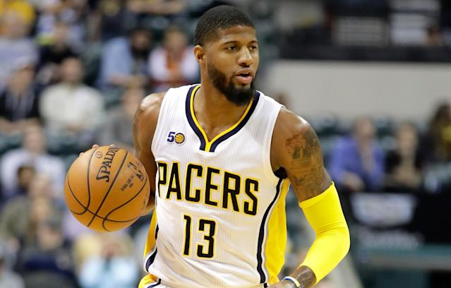 Lance Stephenson is set to join the Pacers, and Paul George is excited for his return.