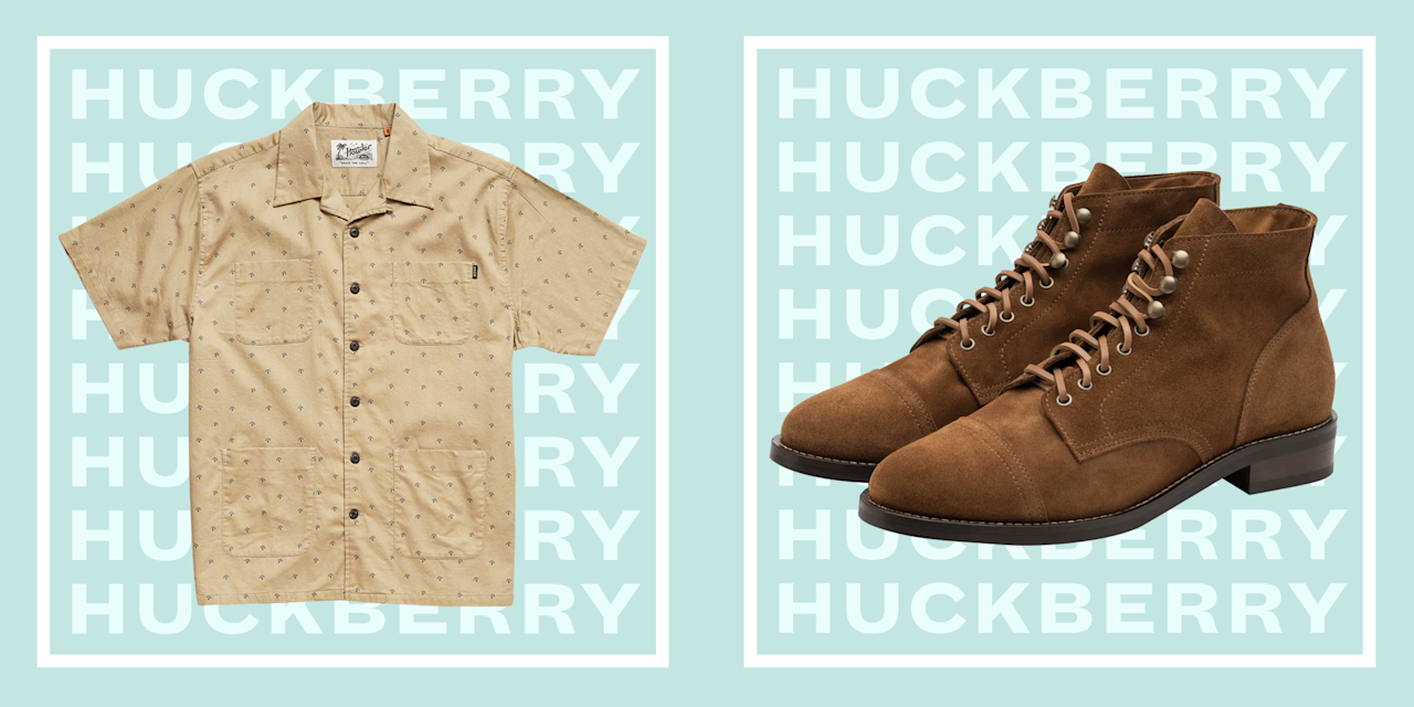 "<p>Huckberry might have the most delicious-sounding name on the internet. Huckberry, Huckberry, Huckberry. A ""huckberry"" sounds like some rare small fruit that one of those remote Michelin-star restaurants would grow in the back of its garden to make its own jam with and then casually dollop on the side of your frustratingly small, but beautifully arranged, plate. Mmmm, huckberry. </p><p>Fuck those spots, though. I feel like any time you leave a restaurant still hungry, but significantly less wealthy, you're taking a massive L. Don't get me wrong, I respect the level of expertise that informs every aspect of the fine-dining experience, but if you're busting out the tweezers to plate my dinner that's not food, dog—that's art. I shouldn't even be eating this. You might as well replace your menus with placards. </p><p>Huckberry don't have time for that. If the site were a restaurant, it definitely wouldn't be using tweezers (although if you need a pair, they probably sell 'em), because Huckberry puts on for the team. It's like one of those unpretentious but still farm-to-table neighborhood joints somewhere in a shady suburb in Brooklyn that just wants to serve good food at a price that doesn't immediately ostracize half the people who live there. And, true to form, the site currently has a mind-boggling amount of merchandise marked down, in a ""Work From Home Sale"" ending this Sunday at midnight. Whole squad eating good today, baby! </p><p>Scroll on to peep some of the best scores below.</p>"