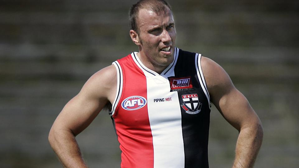 Fraser Gehrig told Triple M last Friday night that he was never a fan of a controversial segment that ranked the three worst players from each game. (Photo by Fairfax Media via Getty Images/Fairfax Media via Getty Images via Getty Images)