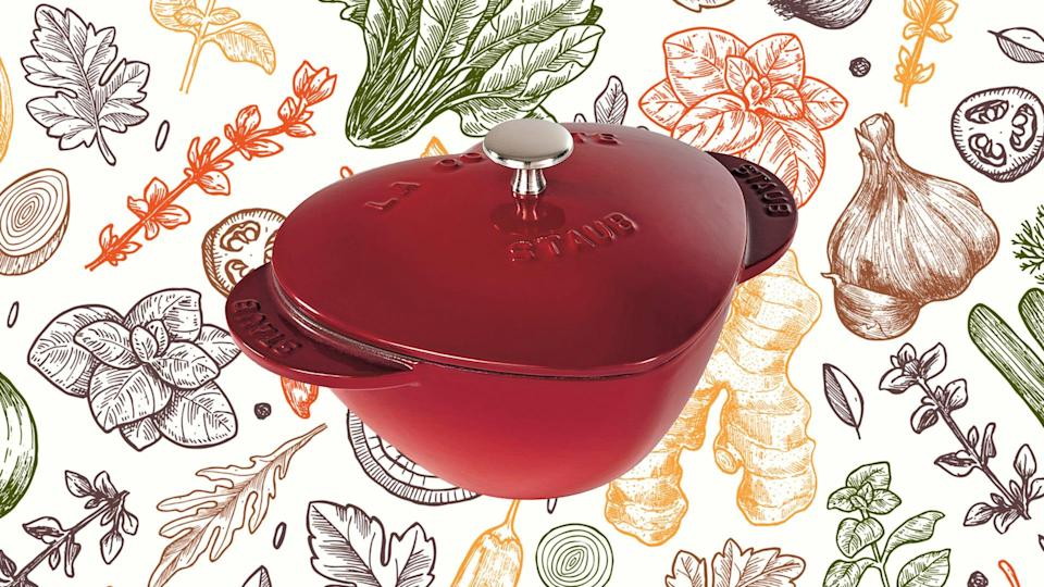 This Staub Dutch oven is a must-have kitchen essential.