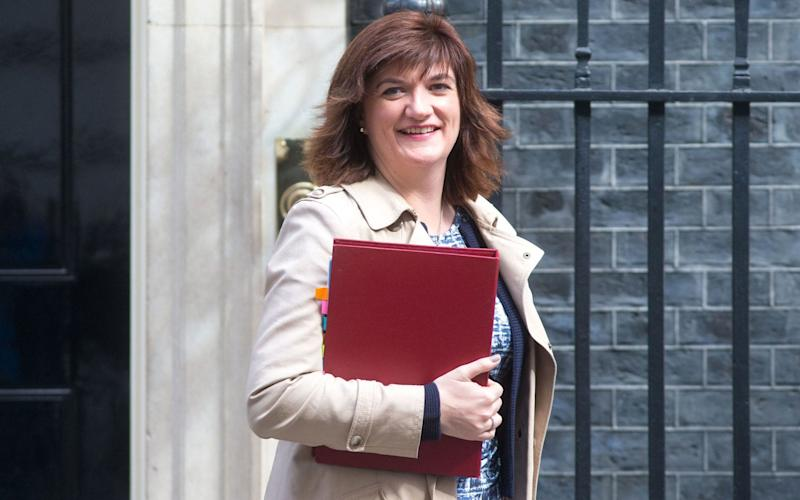 Nicky Morgan - Credit: REX