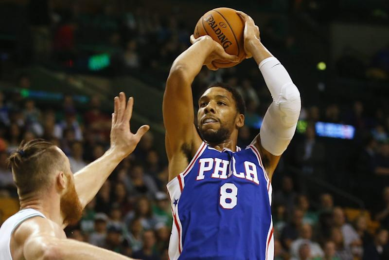 The 76ers were unable to trade Jahlil Okafor, who has only appeared in one game this season.