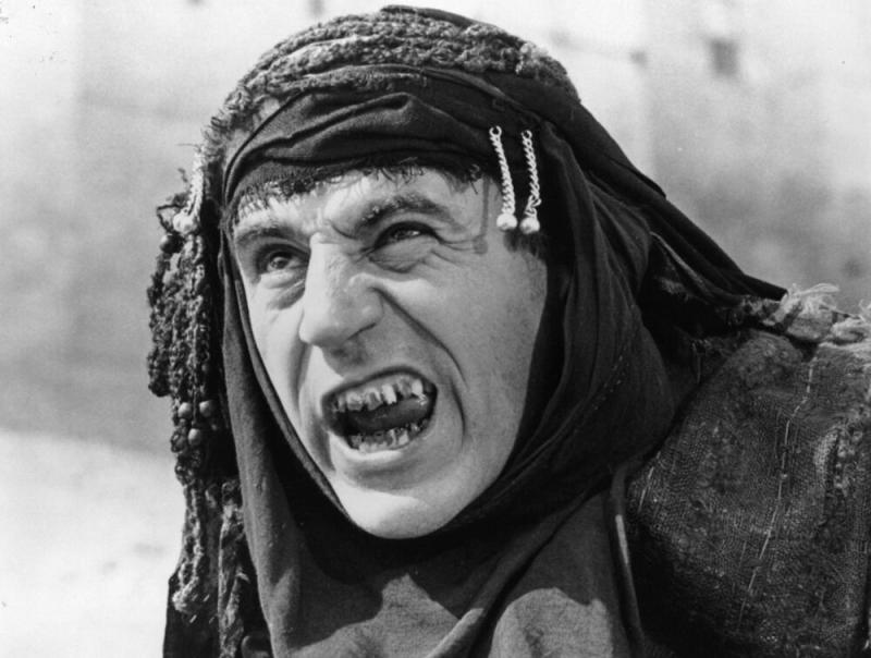 Terry Jones inMonty Python's Life of Brian(1979) | Evening Standard/Getty Images