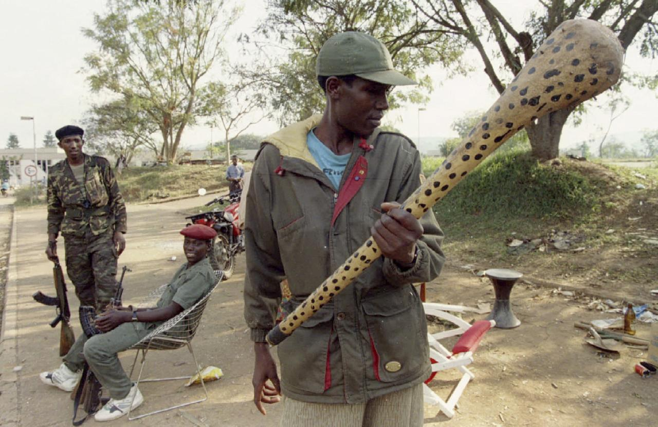 20 powerful photos from the aftermath of the Rwandan genocide
