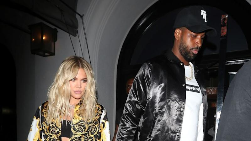 Scott Disick Just Confirmed Khloé Kardashian & Tristan Thompson Are Back Together (!!!)
