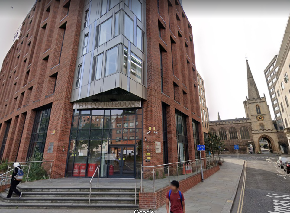 The Courtrooms Residence at Bristol University, where students have been told to self-isolate after a coronavirus outbreak. (Google Maps)