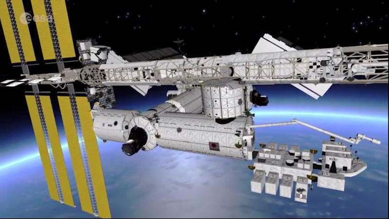 us space station viewing - photo #31