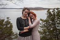 """<p>Sarah (Riley Keough) feels neglected by her husband, and her best friend Mindy (Jena Malone) is soon getting married. They decide to go on a road trip, which leads to intensified feelings between them.</p> <p><a href=""""http://www.netflix.com/title/80098287"""" class=""""link rapid-noclick-resp"""" rel=""""nofollow noopener"""" target=""""_blank"""" data-ylk=""""slk:Watch Lovesong on Netflix now"""">Watch <b>Lovesong</b> on Netflix now</a>.</p>"""