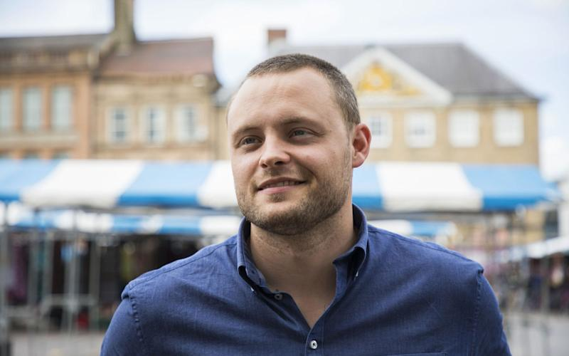 Ben Bradley was promoted by Theresa May in last week's reshuffle - REX/Shutterstock