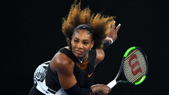 The Mubadala World Tennis Championship will be the stage for Serena Williams' return to competitive action after becoming a mother.