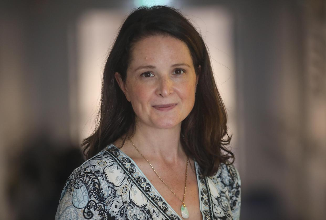 Dr Bairbre McNicholas, honorary senior lecturer at NUI Galway and intensive care consultant at University Hospital Galway (NUI Galway PA)