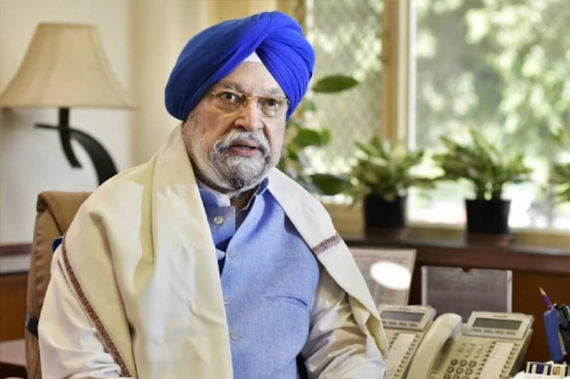 We Will Reach Pre-Covid Mark of 3 Lakh Air Passengers by Dec 31, Says Aviation Minister Hardeep Singh Puri