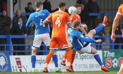 Football League: Cardiff keep up the pressure as Shrewsbury slip at Rochdale