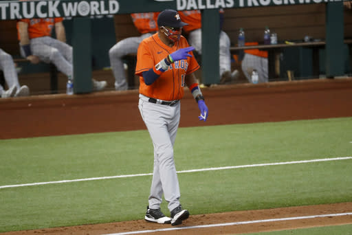 Good guy Dusty Baker guides reviled Houston Astros into ALCS