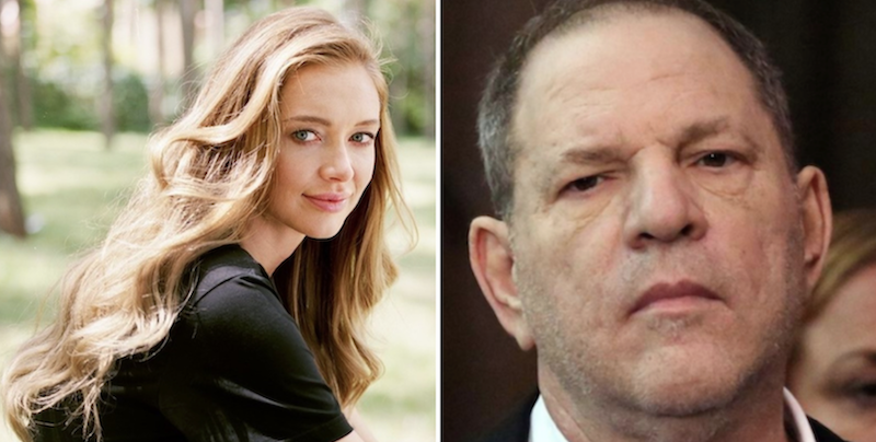 Harvey Weinstein faces new lawsuit for sexually assaulting underaged girl